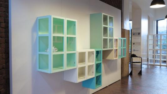 Book Libreria colori del mare, Arredamenti Boagno Savona