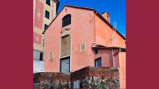 immagine Chiesa di S. Lucia a Savona