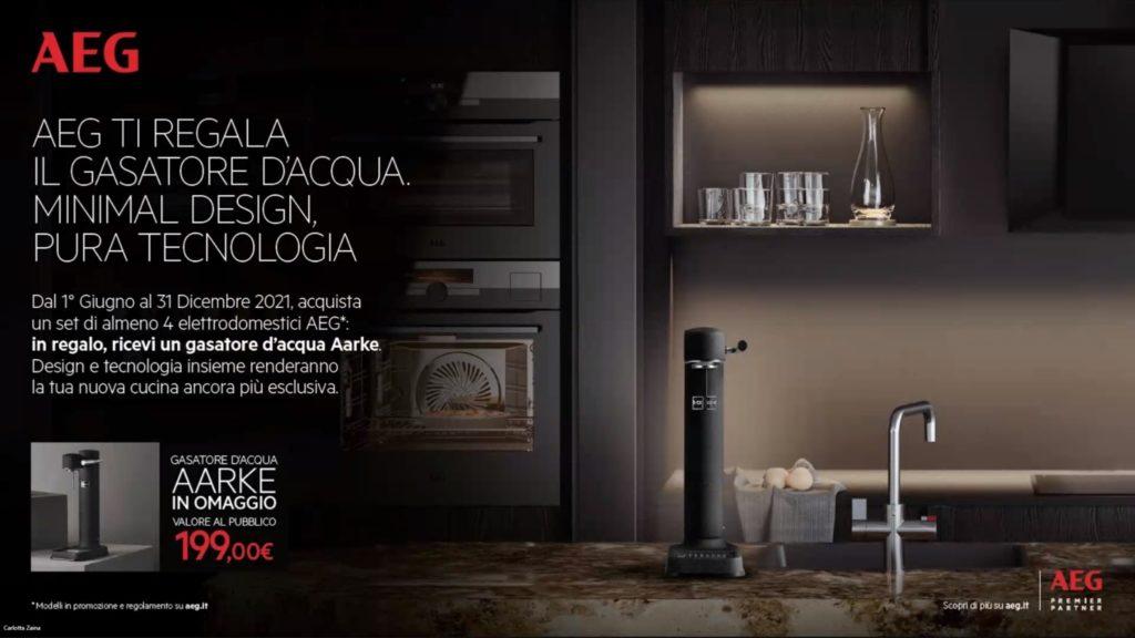 AEG Consumer Promo
